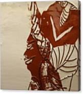 Mums Love - Tile Canvas Print