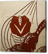 Mums Sweetheart - Tile Canvas Print