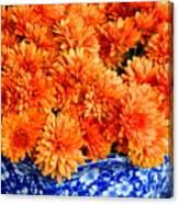 Mumz The Word Canvas Print