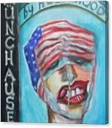 Munchausen By Hollywood Canvas Print