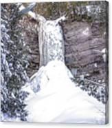 Munising Fall Michigan Canvas Print