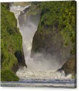 Murchison Falls, Uganda Canvas Print