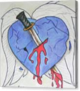 Murdered Soul Canvas Print