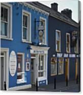 Murphys Ice Cream Dingle Ireland Canvas Print