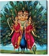 Murugan Canvas Print