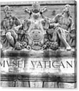 Musei Vaticani Canvas Print