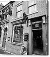 museum of the Jewellry quarter Birmingham UK Canvas Print