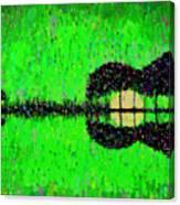 Music World - Da Canvas Print