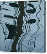 Musical Reflection Canvas Print