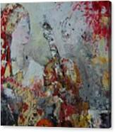 Musicians Break Canvas Print