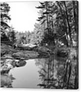 Muskoka Country II Canvas Print