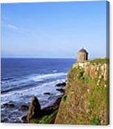 Mussenden Temple, Portstewart, Co Canvas Print