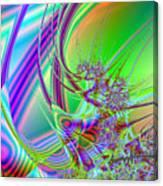 Mutate Canvas Print