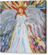 My Angel Canvas Print