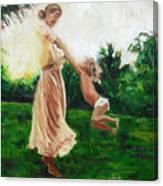 My Angel Canvas Print