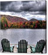 My Autumn View Canvas Print