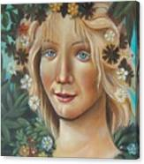 My Botticelli Canvas Print