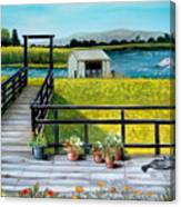 My Canvas Canvas Print