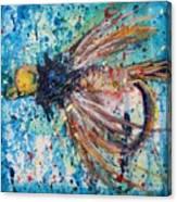 My Choice 1 Canvas Print