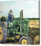My Dear John Deere Canvas Print