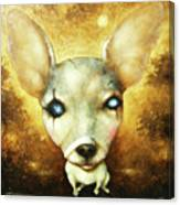 My Doggy Dog Canvas Print
