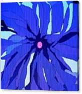 My Fantastic Flower Canvas Print