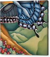 My Favorite Canyon Canvas Print