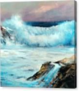 My Favorite Seascape Canvas Print