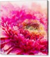 My Favourite Abstract Canvas Print