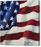 My Flag Canvas Print
