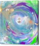 My Galaxy Too Canvas Print