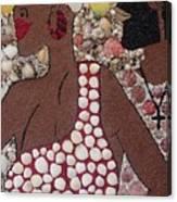 My Gypsy Woman Canvas Print