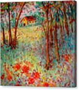My Heavenly Hideout Canvas Print