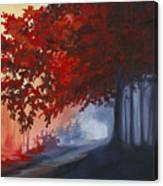 My Intimacy Canvas Print