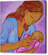 My Little Sweetness Canvas Print