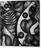 My Mind's Eye Canvas Print