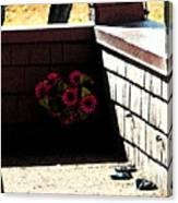 My Neighbors Porch Canvas Print