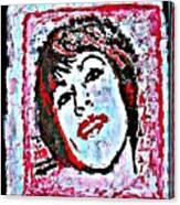 My Nikki Canvas Print