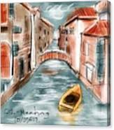 My Own Venice Canvas Print