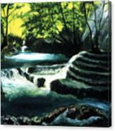 My Secret Place  Canvas Print