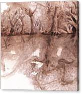 My Serenity Canvas Print