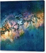 My Stars Canvas Print