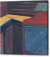 My Studio Canvas Print