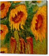 My Sunshine Canvas Print