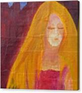 My Sweet Lady Canvas Print