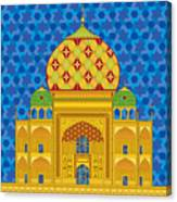 My Taj Mahal Canvas Print