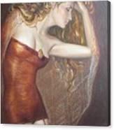 My Talisman Canvas Print
