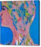 My Teacher--psychological Child Abuser Canvas Print