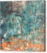 My Turquoise Canvas Print
