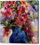 My Wildflowers Canvas Print
